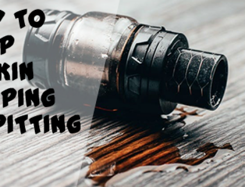 How To: Stop leaking, popping and spitting