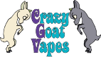 Crazy Goat Vapes Logo